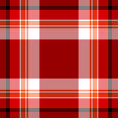 Seamless tartan pattern. — Stock Photo