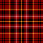 Tartan, plaid pattern. Seamless vector! — Stock Photo