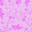 Stock Photo: Vector flower background. Elegant texture for backgrounds...