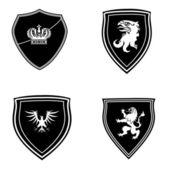 Vintage emblem — Stock Vector