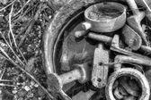 Rust 2 — Stockfoto