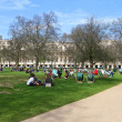 Stock Photo: St James Park 5