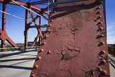 Broadway Bridge — Stock Photo