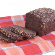 Stock Photo: Borodino rye bread