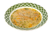 Vermicelli soup — Stock Photo