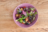 Fresh mixed salad — Stockfoto