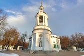 Vlakhernskaya temple of God icon of Our Lady — Stock Photo