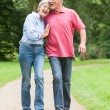 Walking in park — Stock Photo #12228041