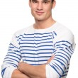 Smiling young man — Stock Photo #12228121