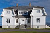 Iceland - Hofdi House in Reykjavik — Stock Photo