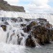 Stock Photo: Iceland - The Golden Circle - Gullfoss Waterfall
