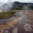Stock Photo: Iceland - Golden Circle - Geysir arein Haukadalur