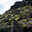 Stock Photo: Iceland - Southwest Iceland - Landmannalaugar