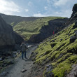 Iceland - Southwest Iceland - Landmannalaugar — Stock Photo #13277998