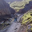 Iceland - Southwest Iceland - Landmannalaugar — Stock Photo