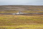 Iceland - Through wild highlands — Stock Photo