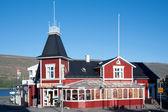Island - norr - akureyri — Stockfoto