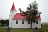 Iceland - The North - Church in Glaumbeir — Stock Photo