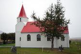 Igreja da islândia - norte - em glaumbeir — Fotografia Stock