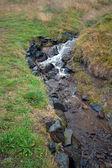 Islândia - norte - haukatal — Fotografia Stock