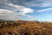 Islândia - noroeste - Península sneifellsnes — Fotografia Stock