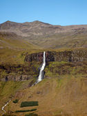 Iceland - The West - Peninsula Sneifellsnes — Foto de Stock