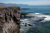 Iceland - The West - Peninsula Sneifellsnes - Cliffs — Foto de Stock