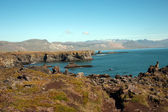 Iceland - The West - Peninsula Sneifellsnes - Cliffs — 图库照片