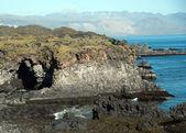 Islândia - oeste - Península sneifellsnes — Fotografia Stock