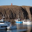 Stock Photo: Iceland - West - PeninsulSneifellsnes Stykkisholmur