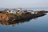 Iceland - The West - Peninsula Snaefellsnes - Breidafjoerdur — Stock Photo