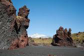 Iceland - The West - Peninsula Snaefellsnes — Stock Photo