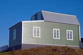 Iceland - The West - Peninsula Snaefellsnes - Stykkisholmur — Stock Photo