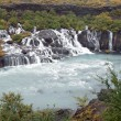 Iceland - The West - Hraunfossar — Stock Photo #16227329