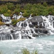 Stock Photo: Iceland - The West - Hraunfossar
