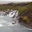 Iceland - The West - Hraunfossar — Stock Photo #16258487