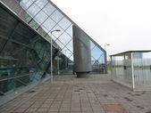 Iceland - Reykjavik - Airport Keflavik — Stock Photo