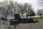 Germany - Rhineland - Cologne - Rhine Promenade — Stock Photo