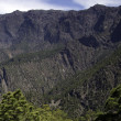 Постер, плакат: La Palma in 2013 the middle