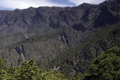 La Palma in 2013 - the middle — Stockfoto