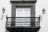 La Palma 2013 - Santa Cruz - City Views — Stock Photo