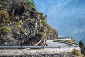 La Palma 2013 - Mirador del Time — Stock Photo