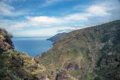 La Palma in 2013 - Bay at Las Tricias — Stockfoto