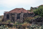 La Palma 2013 - Old farm — Stock Photo