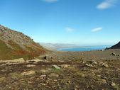 Islândia - Costa - Península snaefellsnes - oeste — Fotografia Stock