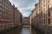 Hamburg 2014 — Zdjęcie stockowe