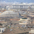 Rome, cityscape. - Stock Photo