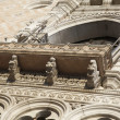 St. Mark Basilica Detail in Venice - Stock Photo