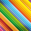 Stock Photo: Rainbow strips