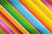 Rainbow strips — Stock Photo
